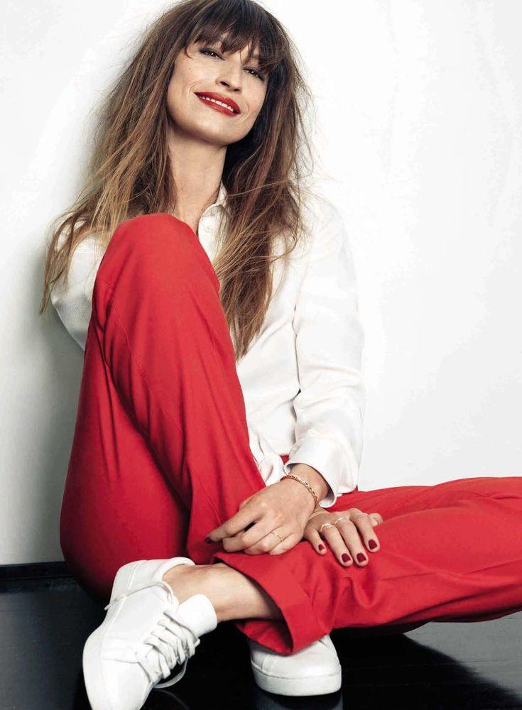 Caroline de Maigret by Nico Bustos for Vogue Spain July 2015