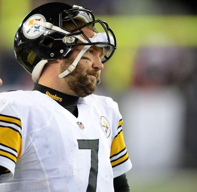 Nov. 3, 2013 — Week 9: Patriots 55, Steelers 31 (Photo: Chaz Palla | Tribune-Review)