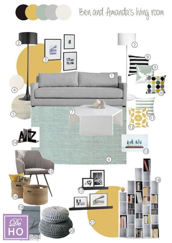 Interior Design Service Online EDesign Complete Living By DeHo