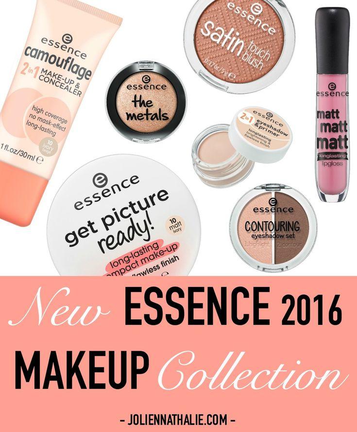 NEW Essence Cosmetics Fall/Winter Makeup Collection UPDATE 2016 - http://www.joliennathalie.com/2016/08/new-essence-cosmetics-fall-winter-makeup-collection-2016-update.html