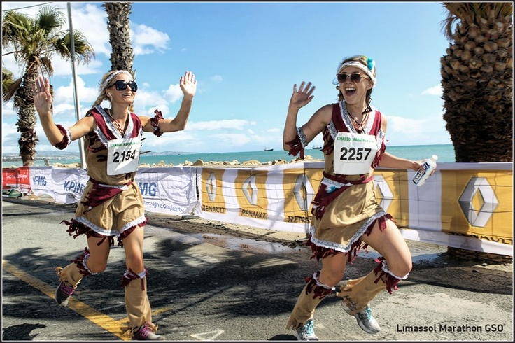 Tired of competing in urban conditions in major cities? Take part in the Limassol Marathon and run by the beautiful Mediterranean Sea.