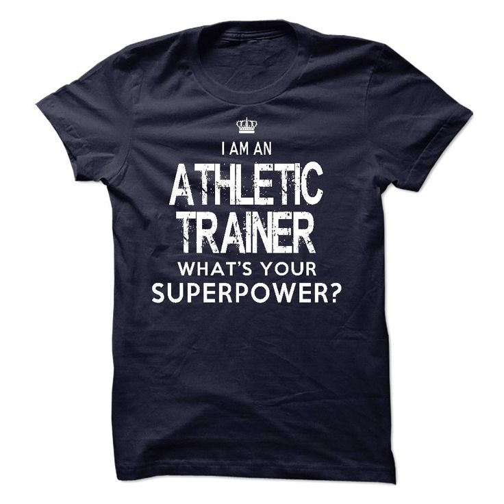 I am an Athletic Trainer T-Shirts, Hoodies. Check Price Now ==>…