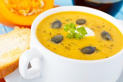 Najsmaczniejsza zupa z dyni na świecie!