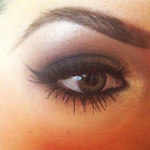 GorgeousEyeliner, Eye Makeup, Cat Eye, Smoky Eye, Makeup Ideas, Eye Make Up, Eye Liner, Smokey Eye, Wedding Eye