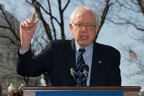 """Will Democrats in the House and Senate stand with the vast majority of our citizens and such organizations as AARP, the National Committee to Preserve Social Security and Medicare, the AFL-CIO, the American Legion, the Veterans of Foreign Wars and every other veterans' organization in the fight against cuts to Social Security and veterans' programs?"" - Sen. Bernie Sanders (click through to read more)"