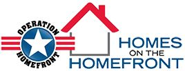 After helping to secure the freedoms all Americans enjoy, we want to help our warriors and their families realize their own American dreams. That is now possible through our Homes on the Homefront program. We continue to receive donated homes to award to deserving military families around the country through amazing partners like Chase, Wells Fargo, Bank of America and Meritage Homes.