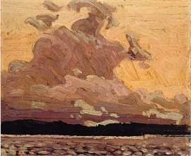 Tom Thomson Thunderhead