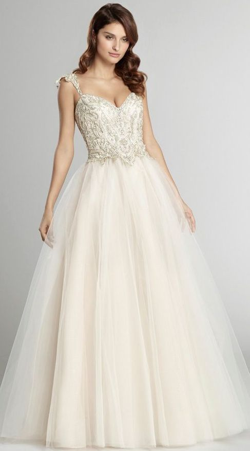 Wedding dress idea; Featured Dress: Alvina Valenta