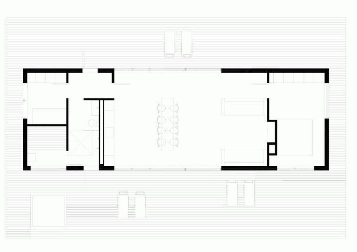 Villa Wallin / Erik Andersson Architects  | #house plan