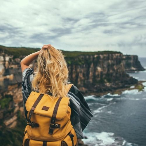 Travel, explore and  discover new, exciting places that make you want to keep going back