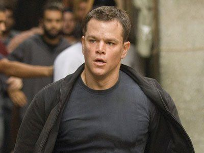 Matt Damon returning as Bourne