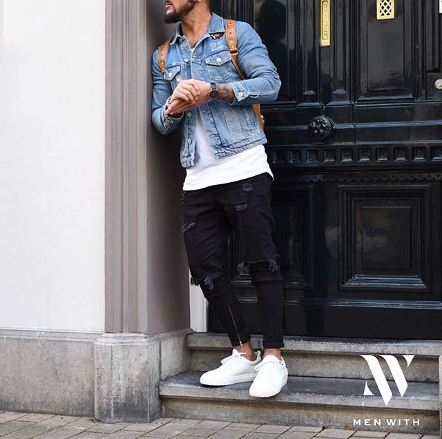 MEN STYLE ! #casual #street #style #streetstyle #fashion #outfit #jeans