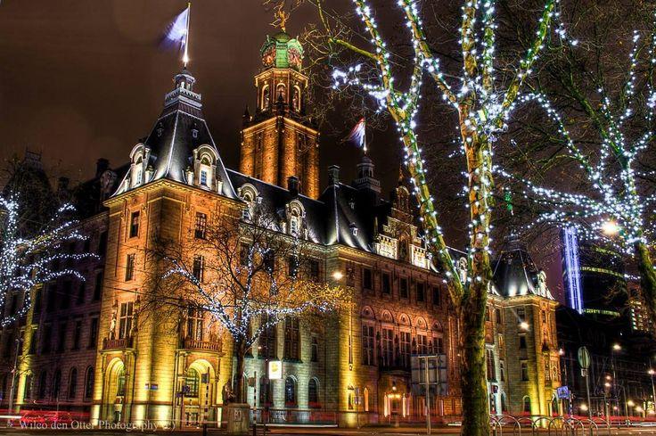 Stadhuis, Rotterdam