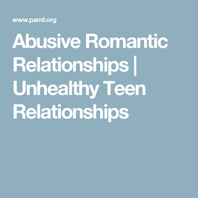 adolescent romantic relationships Integrating insights from cultural sociology and identity theory, i explore the mental health consequences of adolescent romantic relationship inauthenticity.