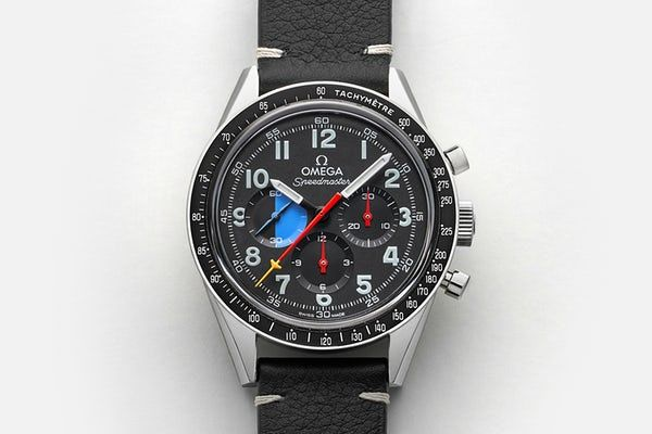 Introducing: The Omega Speedmaster ...