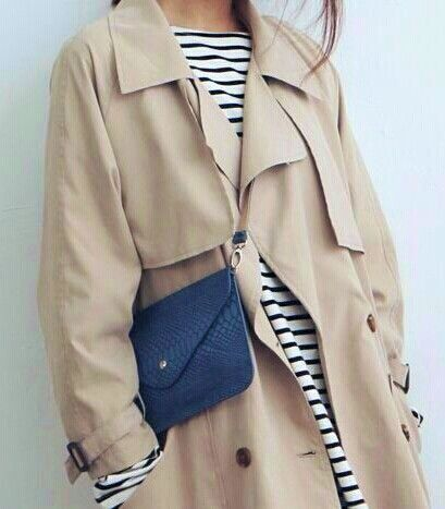 the trench and stripes