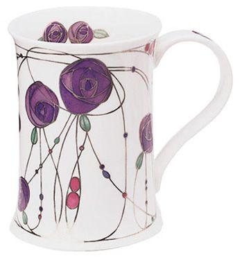 Rothsay Purple Dunoon Mug