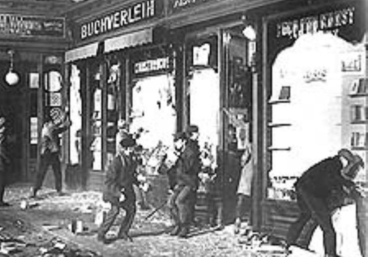 """kristallnacht the beginning of the end for german jews Kristallnacht: kristallnacht, (german: """"crystal night"""") the night of november 9–10, 1938, when german nazis attacked jewish persons and property the name."""