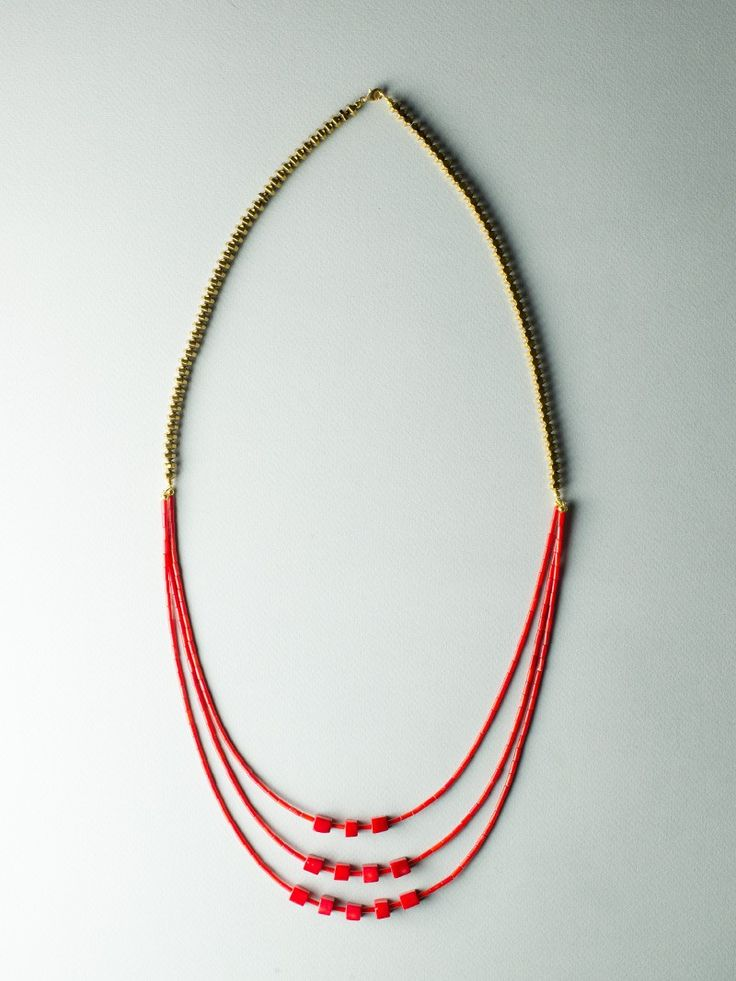Mother One Necklace by Carla Szabo #jewelry #design #necklace