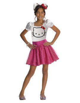 Hello Kitty Tutu Dress Child Costume