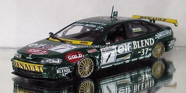 BTCC 1998 Renault Laguna Alain Menu 1/43