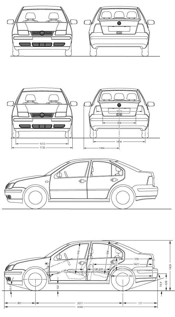 105 best blueprint database images on pinterest blues audi q7 and volkswagen jetta malvernweather Choice Image