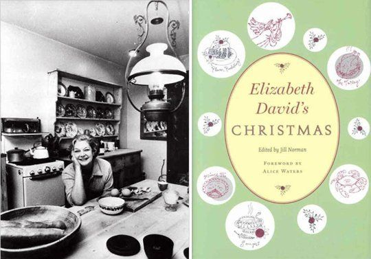 Elizabeth David's Sensible British Christmas — Classic Cookbook