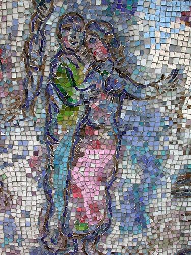 586 best obras de arte images on pinterest artworks for Chagall mural chicago