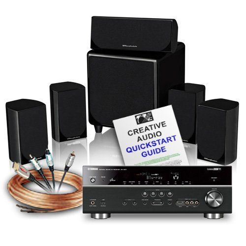 Creative Audio CA-HC31-BB Home Cinema System (Yamaha RX-V673 Black + Wharfedale DX-1 HCP Gloss Black + Free £120 cable bundle + Free 10 page Creative Audio Quickstart Guide). 2 Year Guarantee + Free next working day delivery (most mainland UK addresses)! - http://www.cheaptohome.co.uk/creative-audio-ca-hc31-bb-home-cinema-system-yamaha-rx-v673-black-wharfedale-dx-1-hcp-gloss-black-free-120-cable-bundle-free-10-page-creative-audio-quickstart-guide-2-year-guarantee-free-ne/