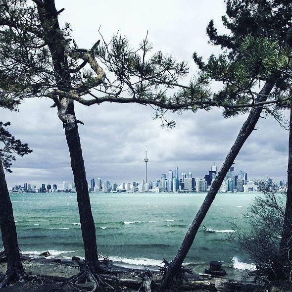 Instagram star captures the silent beauty of Toronto