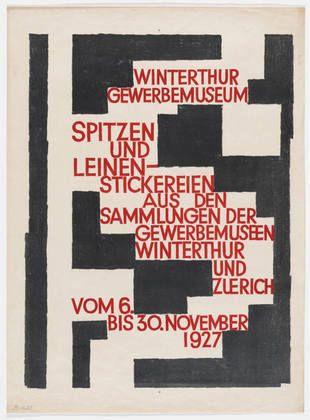 Ernst Keller, International Typographic style