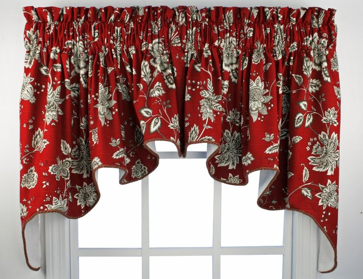 Kitchen Window Valances French Country : Choosing Decorative .
