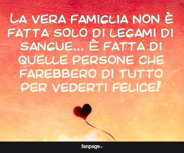 Famiglia e amore