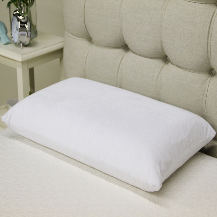 """#19-What touch are you grateful for? """"My Conforma Memory Foam Pillow"""". I love the feel of my head on my pillow. I will never own a different kind again."""
