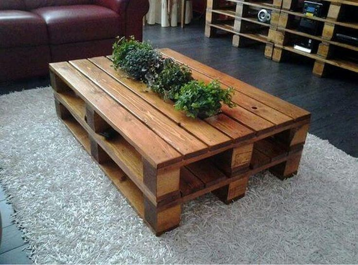 Are you prepared properly to bring a latest and trendy furniture items in your home that are smartly created by re transforming the old shipping pallet planks of your place? Well, it's a perfect time to show and reveal your hidden talent of crafting by designing some interesting recycled wood pallet tables for your home.