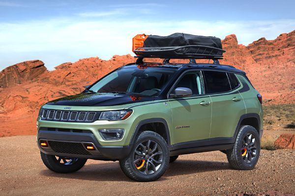 Auto News Four Wheeler Jeep Mopar 2017 Concepts Moab Easter Jeep Safari Compass Trailhawk Pocket Accent Tires Photo 132955440