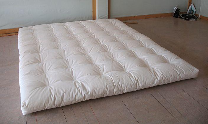 meest bestelde maat futon