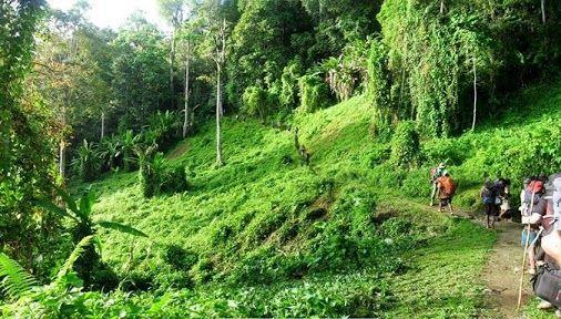 Trekking the Kokoda Trail http://www.papuanewguinea.travel/trekking