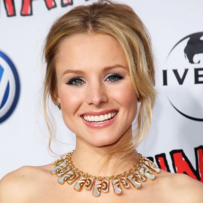 Kristen Bell S Changing Looks Celebrity Smiles Perfect