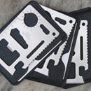 Karta pro přežití - sada 2 kusy: MEGA VÝPRODEJ SKLADU - SLEDUJTE I NAŠE DALŠÍ AUKCE, POSTUPNĚ PŘIDÁVÁME ZBOŽÍ !!! Nové zboží Sada dvou kusů. Kvalitní univerzální nástroj z nerezové oceli tloušťky 1,5 mm. Rozměr: 70 x 45 mm. V plastovém pouzdře. !!! VŠE ZA EXTRA NÍZKÉ CENY !!! PODÍVEJTE SE TAKÉ NA MÉ OSTATNÍ AUKCE, V MÉ NABÍDCE NAJDETE: SAMURAJSKÉ MEČE NOŽE HŮLKY S MEČEM FANTASY ZBRANĚ A JINÉ.... Platba převodem za 80,- nebo na dobírku za 130,-. O dobírku je nutné požádat mailem. Číslo…