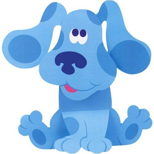 Blue's Clues - i remember watching the first ever episode with my best friend at the time!