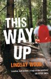 This way up -  Lindsay Wood. Cory is overweight and shy, and spends all his spare time playing CounterStrike on the computer. When his mother pressures him to join a school sports team, he hopes orienteering will be easy.  However, the orienteering team proves surprisingly tough, and he must use his computer game skills to compete effectively. Includes factual information about orienteering.