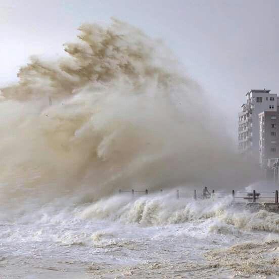 Storm by  Gordonsbaai