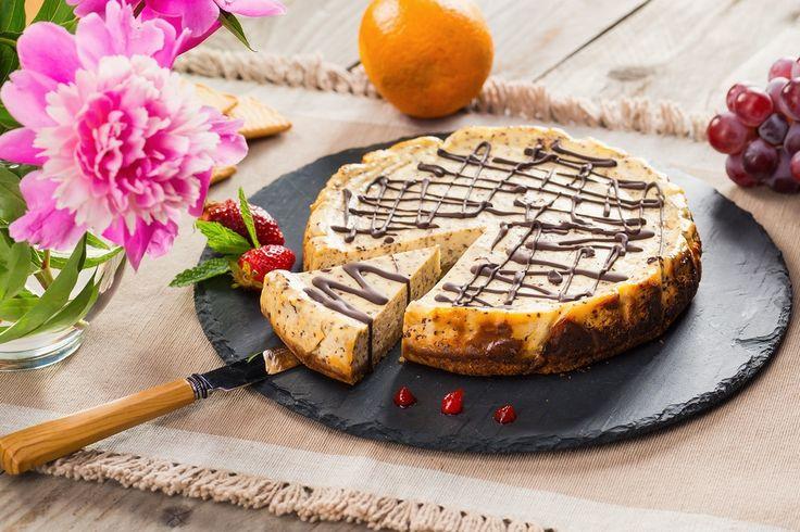 Cheesecake cu ciocolata la Crock-Pot