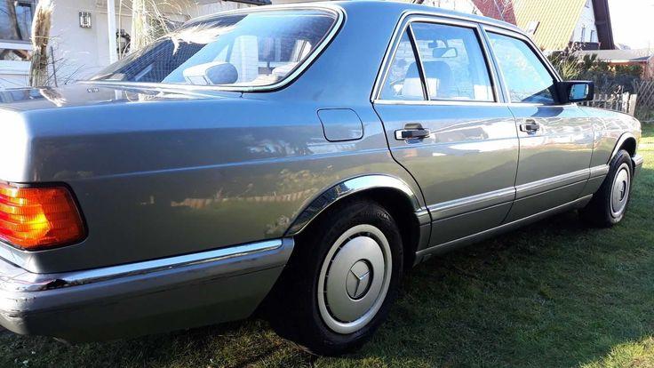 Mercedes 300 SE W126 Automatik (fast-) Oldtimer Bj. 1988 DEUTSCHES Fahrzeug