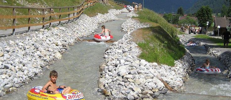BERGFEX: Badesee Badesee Bichlbach - Sport- und Freizeitpark - Naturbadesee - See - Baden - Schwimmen