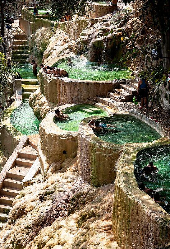 Las Grutas de Tolantongo, Mexico