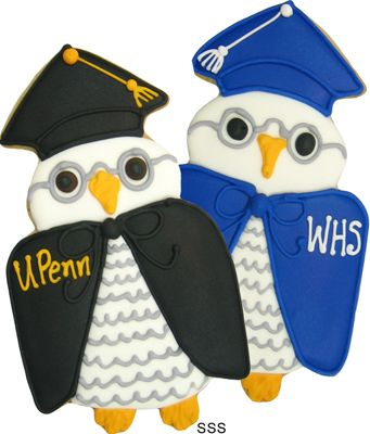 Graduation Owl Cookie Cutter