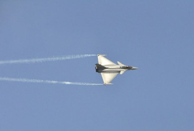 The Dassault Aviation Rafale owned the skies at the 2017 Paris Air Show