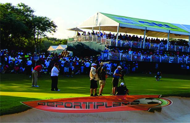 Este lunes inicio la venta de boletos para el OHL CLASSIC AT MAYAKOBA